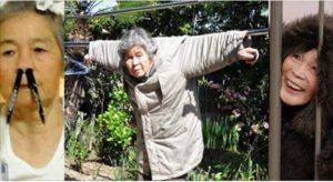 趣味おばあちゃん