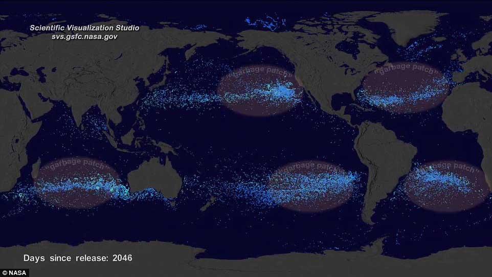 NASA海洋ごみ